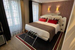 Chambre deluxe Hôtel du Vieux Saule Paris