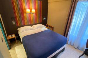 Chambre single affaires Hotel du Vieux Saule Paris